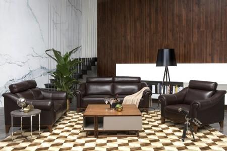 PA282皮沙发