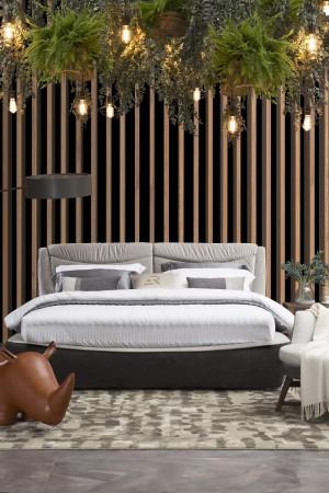 科瑞多布艺床智能五星睡眠系列沙发