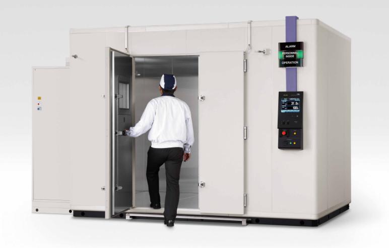 YCH-18型多舱法恒温恒湿预处理室