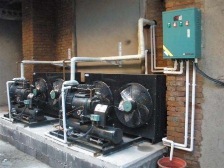暖通制冷设备清洗