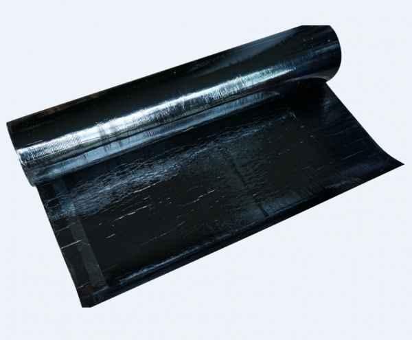 自粘湿铺聚酯胎防水卷材