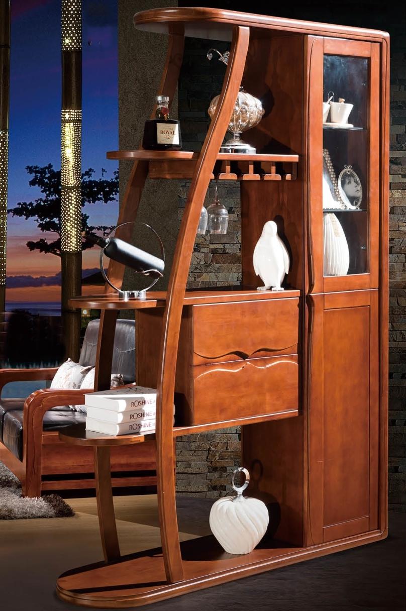 全實木間廳柜