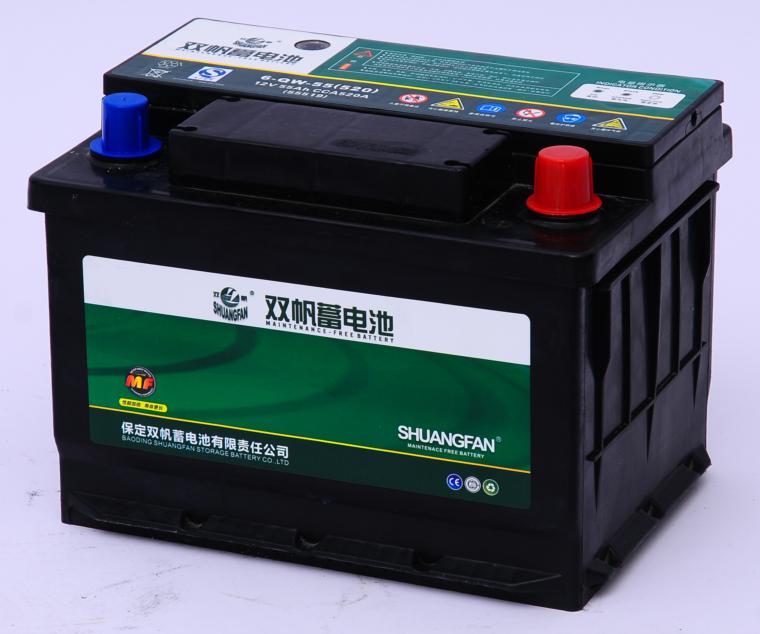 55519双帆/雪霸/CD/免维护蓄电池