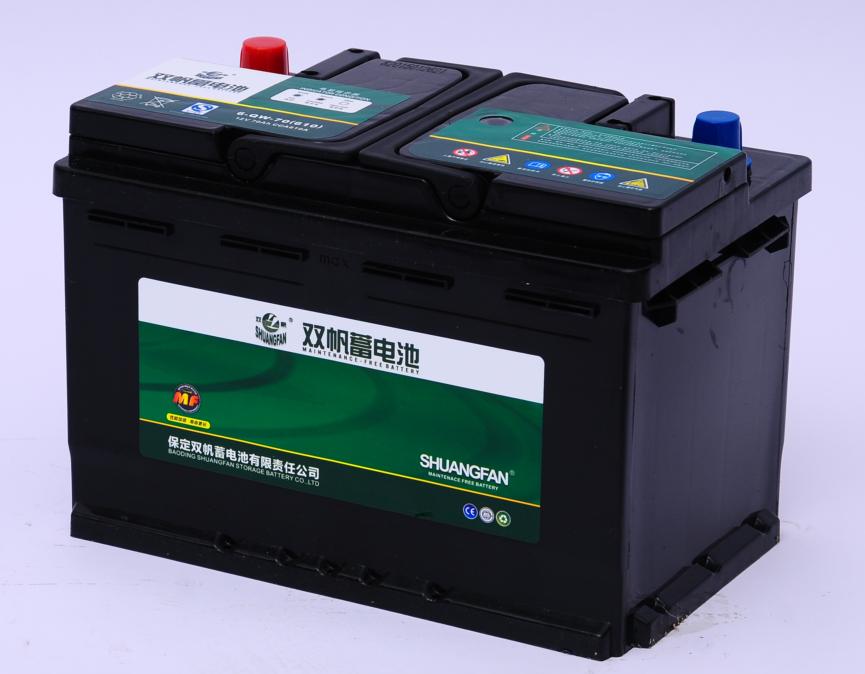 6-QW-70CD/双帆/盛帆/雪霸/免维护蓄电池