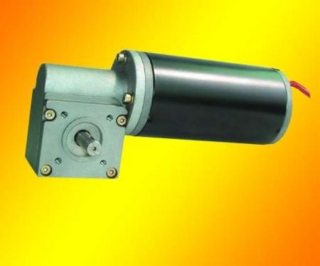 永磁直流减速电机装置