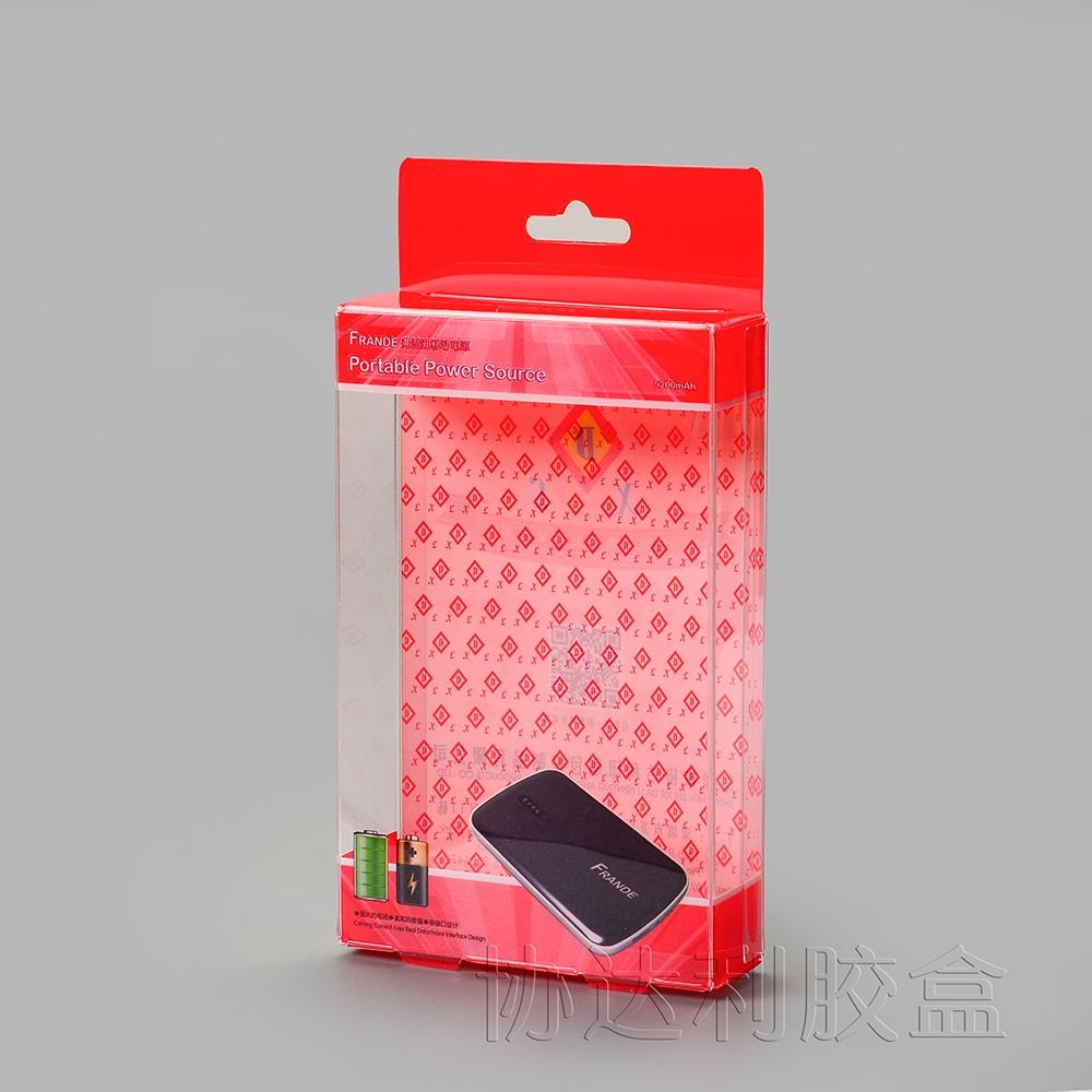 PVC柯印胶盒