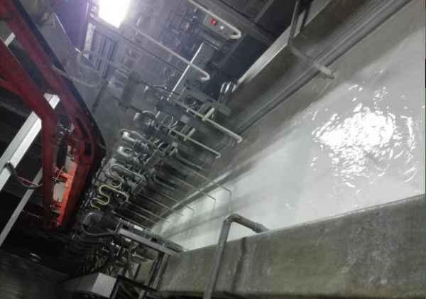 广东电泳生产线