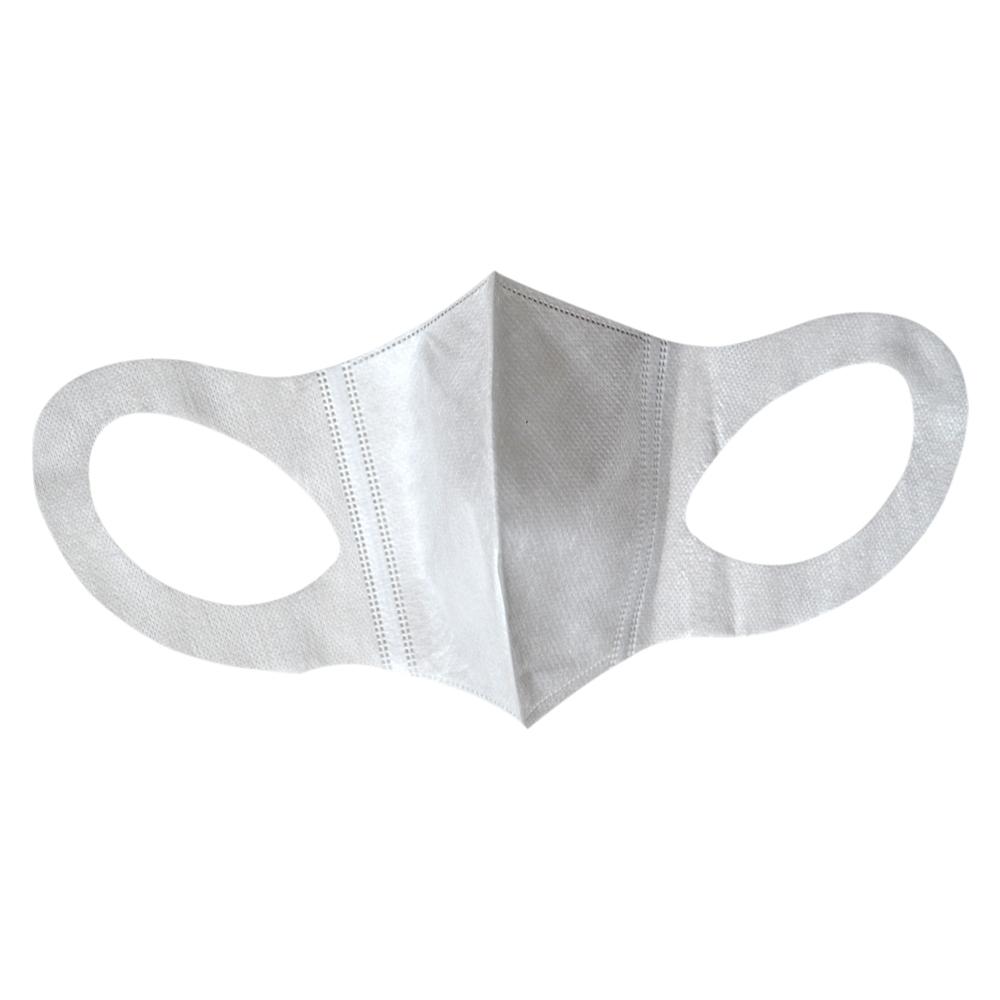 彈性三層立體口罩