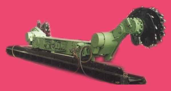鸡西采煤机设备维修