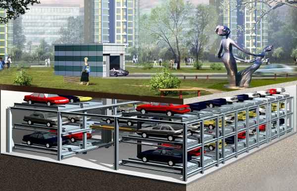 北京平面移动类停车设备价格