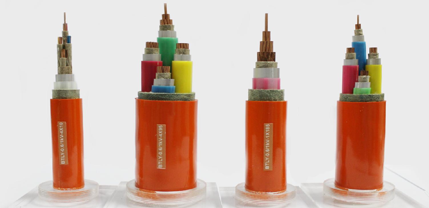 隔离型矿物质防火电缆NG-A