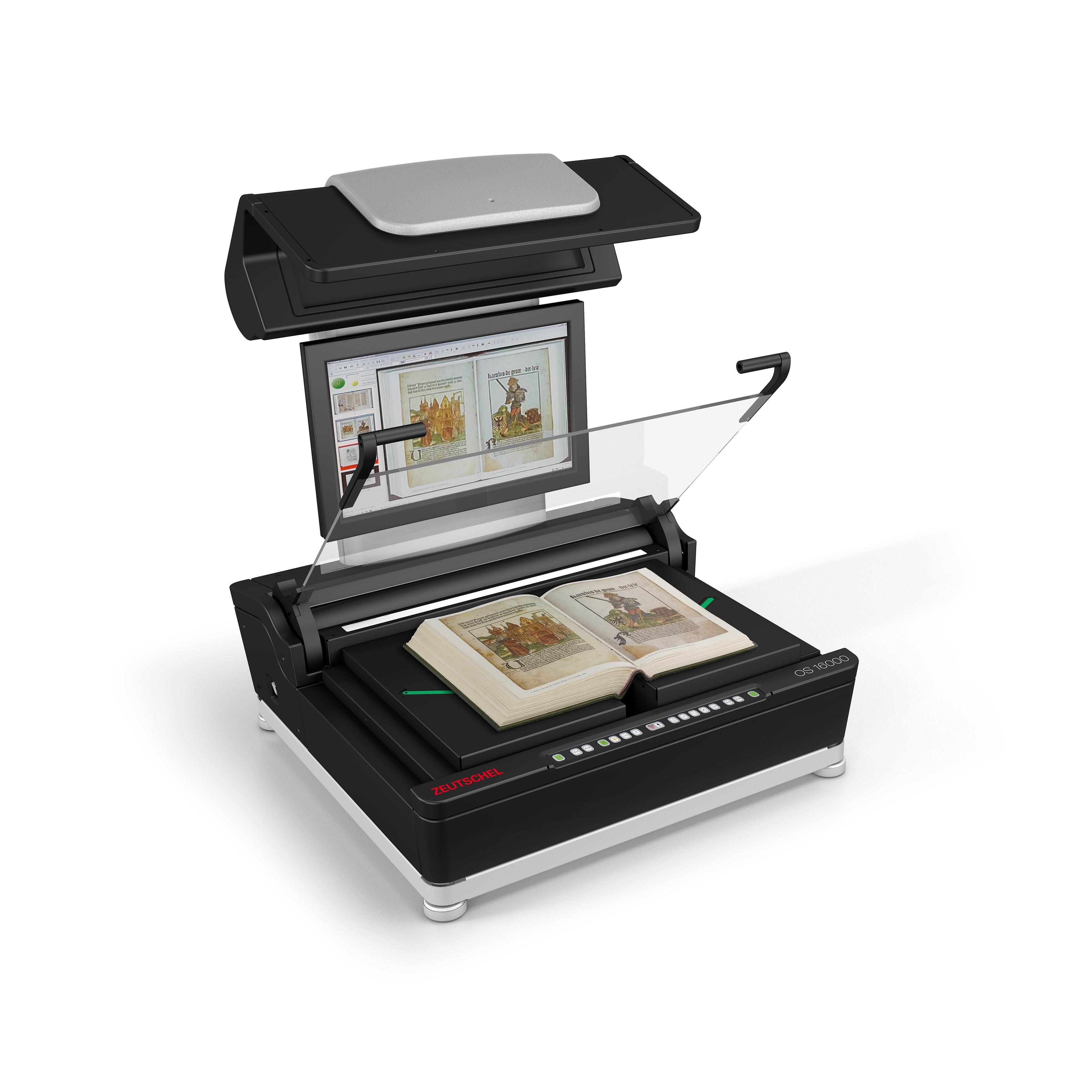书刊扫描仪价格