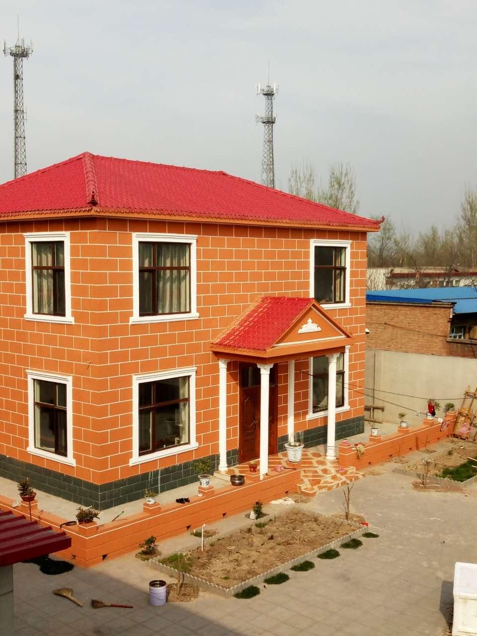 别墅建筑材料
