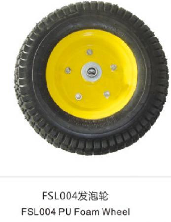 聚氨酯实心轮胎