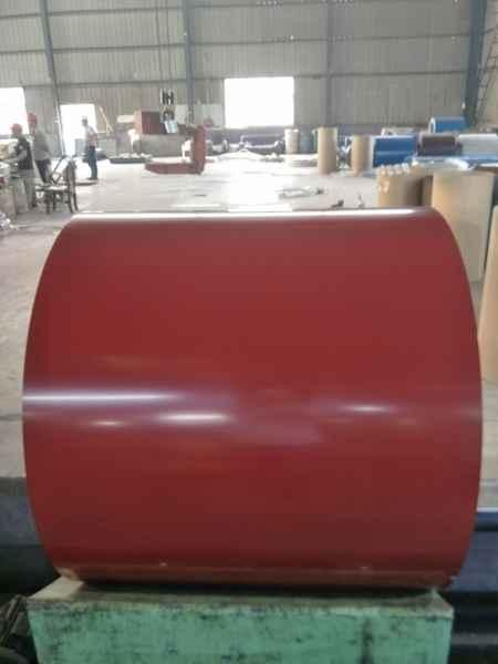 唐龙板业RAL3006外贸产品