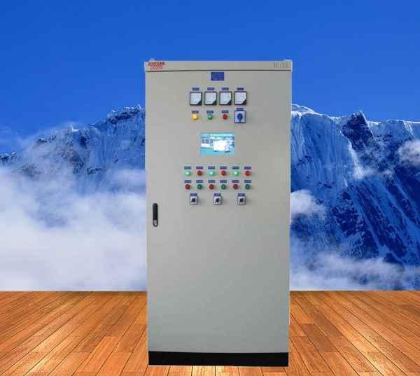 智能热水系统