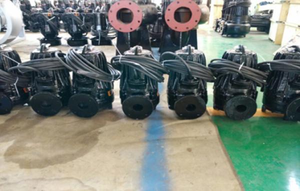 江苏生活污水潜水排污泵厂家