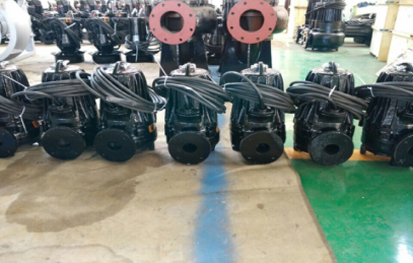 江苏自耦式潜水排污泵供应商