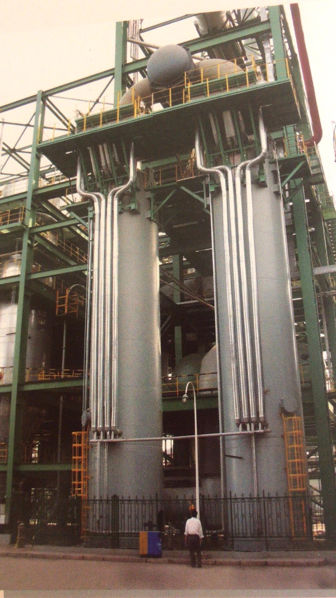煤气热管散热器