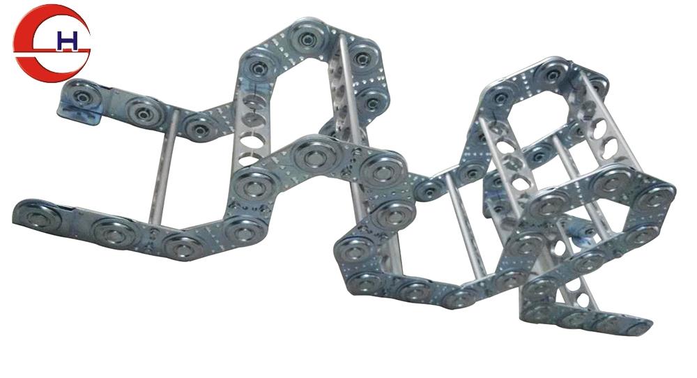 沧州盛昊S型钢铝桥式拖链