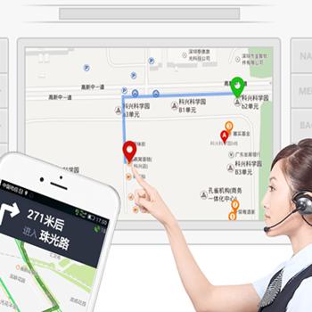 车辆GPS卫星定位监控
