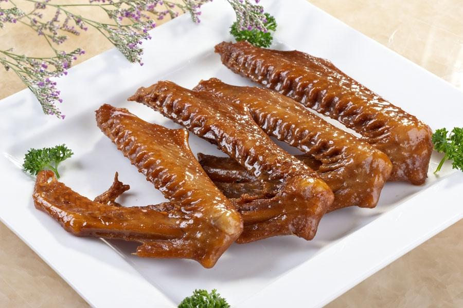 三惠卤香鹅翅