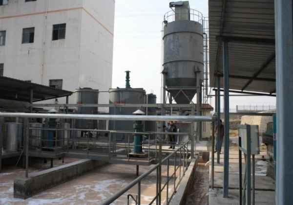 锅炉烟气脱硫项目