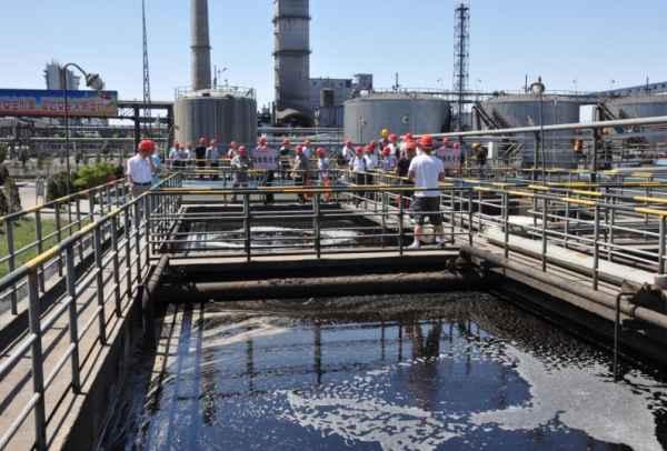 煤化工废水深度处理