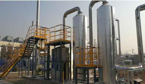 VOC气体处理