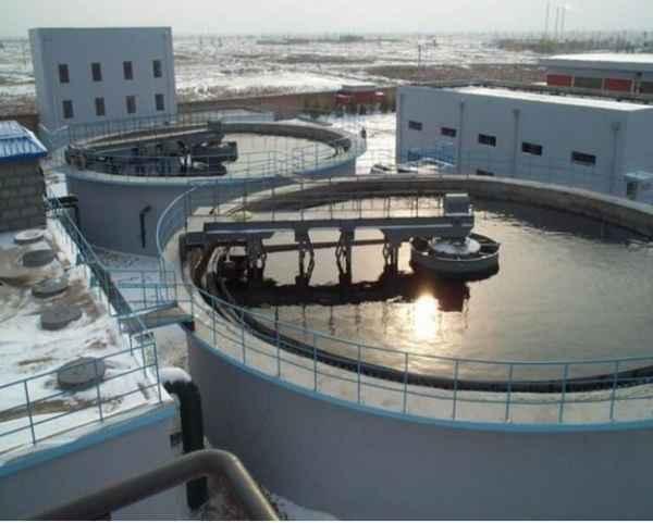 油田开发污水处理