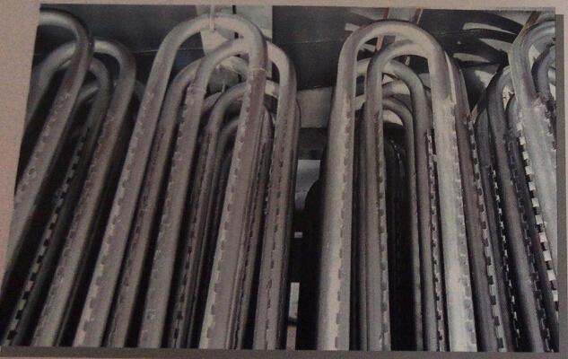 天津镍基钎焊纵向翅片管再热器