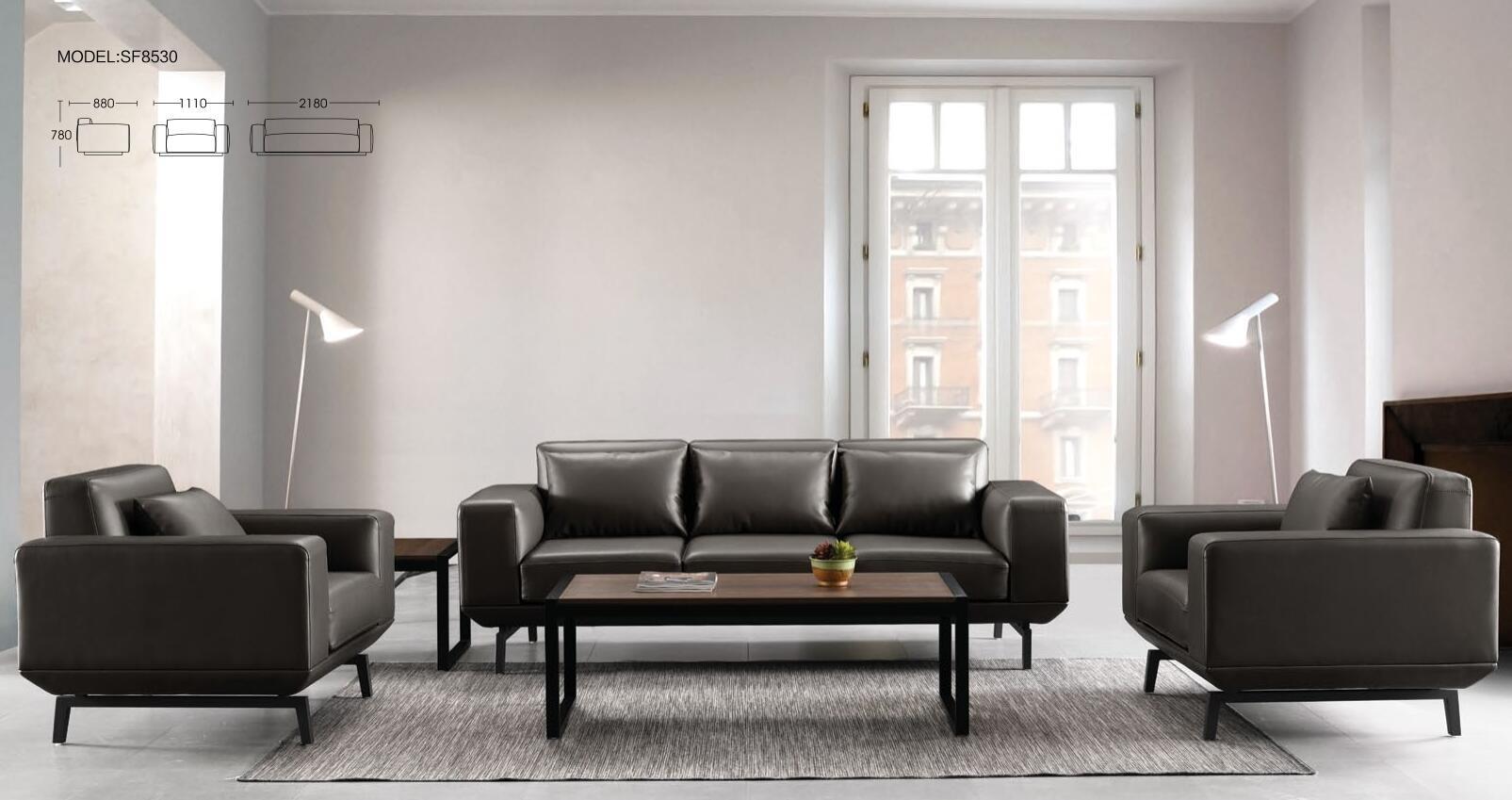時尚現代大沙發