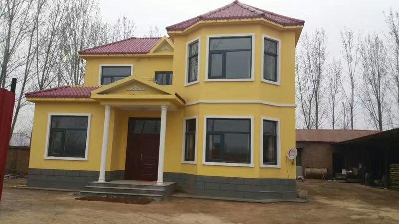 绿色环保型别墅