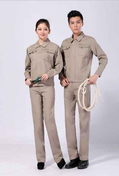 青岛地区工作服
