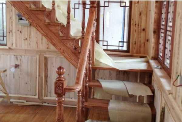 烟台欧亚楼梯设计