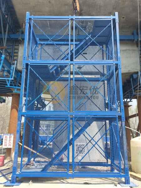 重型安全梯笼