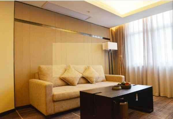 酒店客厅家具