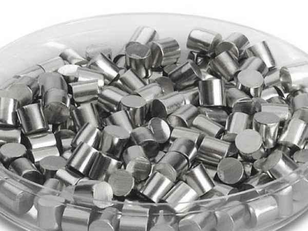 高纯高品质镁粒