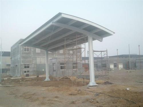 辽宁加油站钢结构