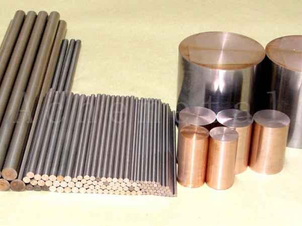 钨铜合金加工