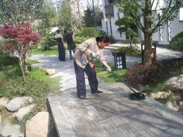 生活小区保洁管理服务