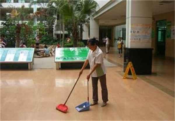 学校保洁管理服务