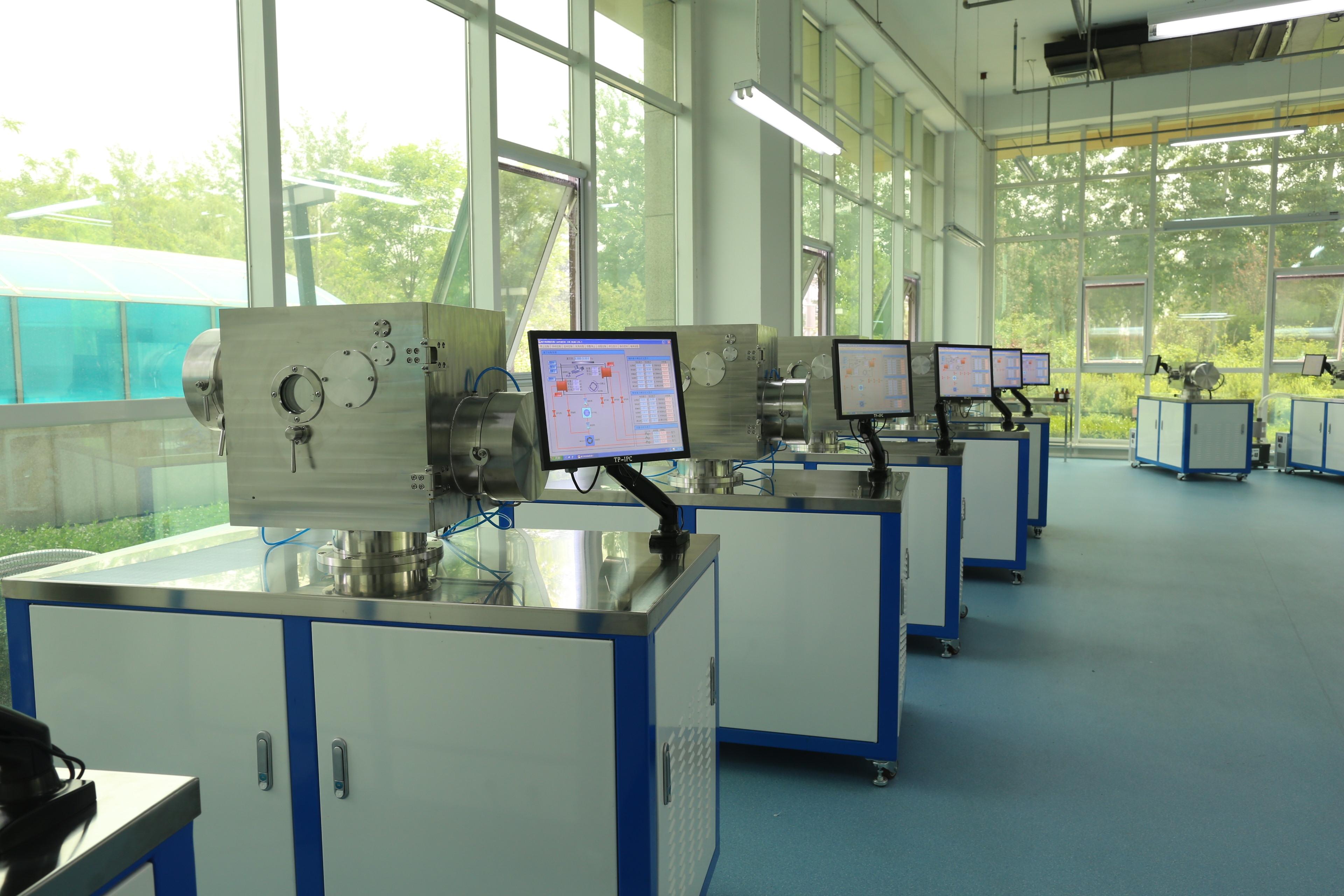 离子束镀膜系统