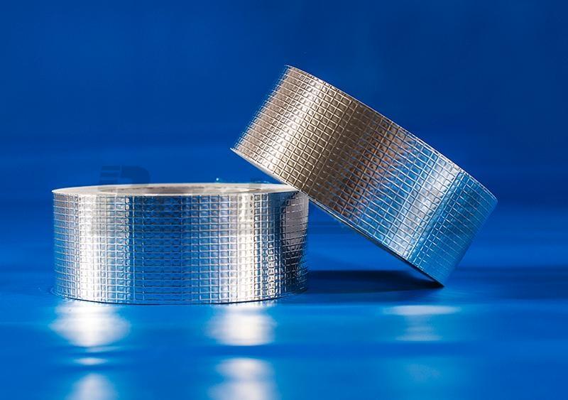 夹筋复合铝箔胶带价格