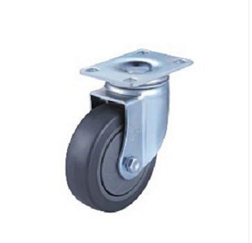 浙江中型单轴承高强度聚氨酯脚轮生产商