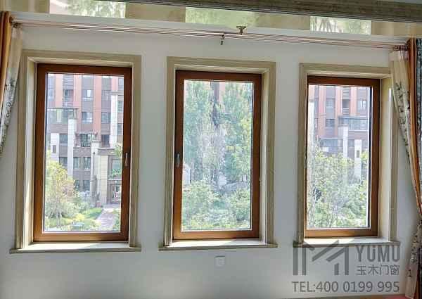 哈尔滨高端铝包木窗