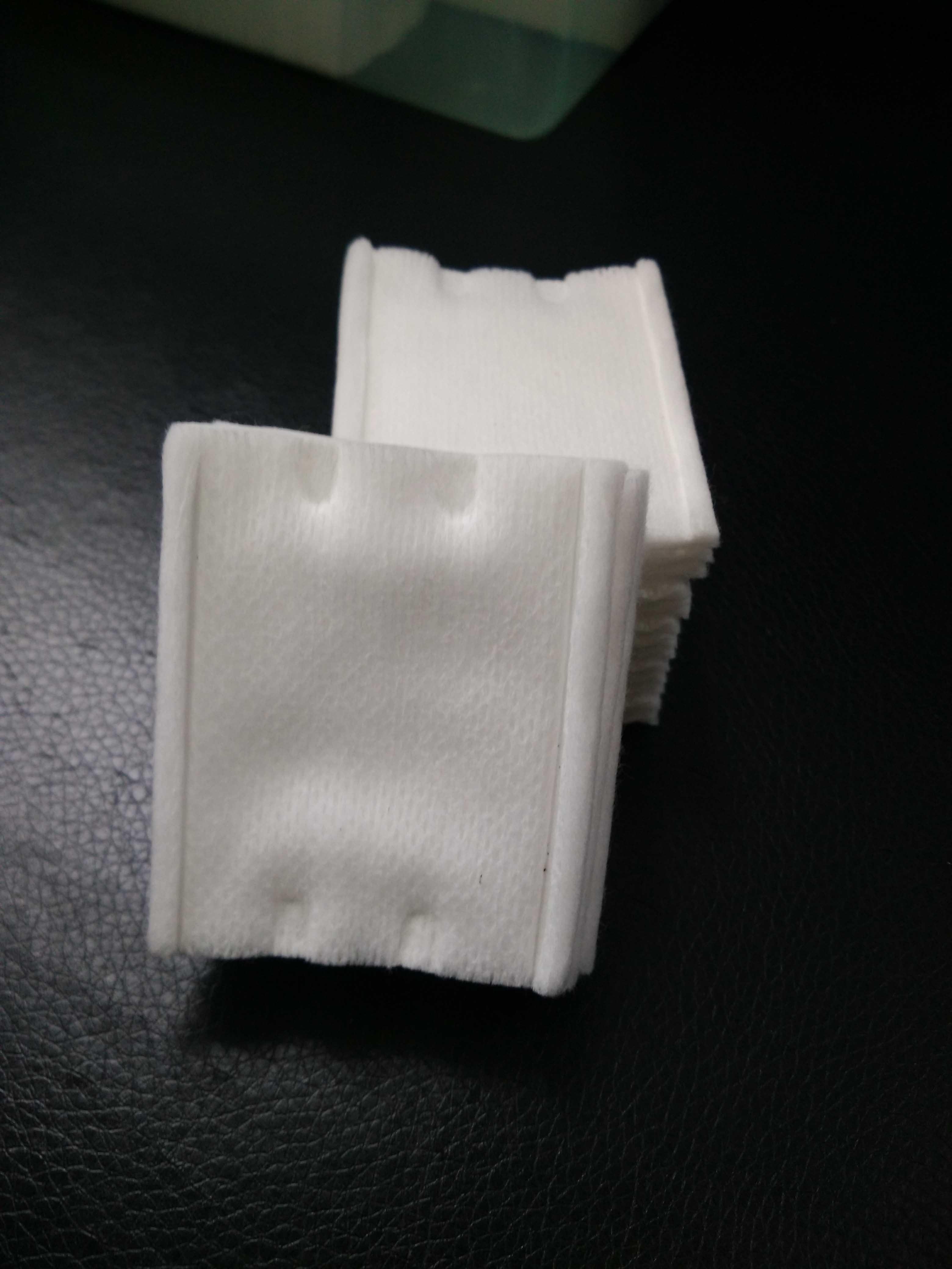 纯棉无纺布化妆棉