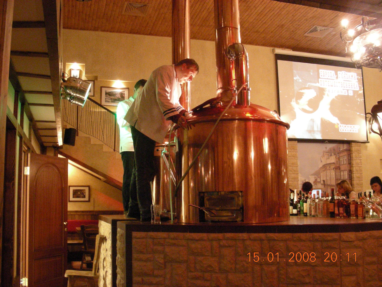 酒店精酿啤酒设备