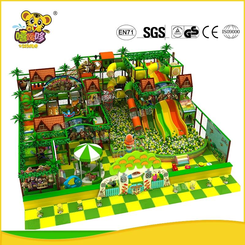 大型兒童主題公園|兒童娛樂設施廠家