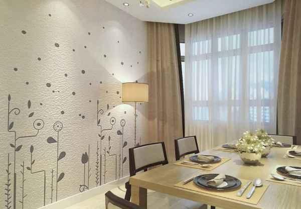 植物墙面装饰